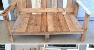 12 Awesome DIY Pallet Project Ideas For Your Home