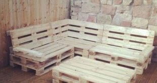 39 Marvelous DIY Outdoor Pallet Furniture Ideas for your Dream House