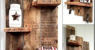 Easy Wooden Pallet Projects DIY Ideas 22