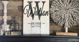 Last name sign, wedding sign, established sign, monogram sign, family name sign, name sign, pallet sign, white name sign, wedding sign