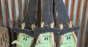 Halloween Wood Decor | Witch | Fall Pallet Signs | Door hangings | Handmade Decorations