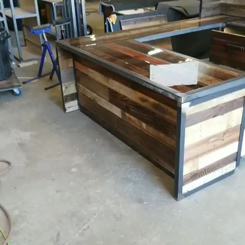 Reclaimed Wood Executive