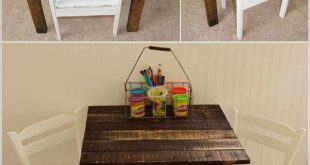 There are great ideas on DIY kids furniture for their bedrooms, living rooms and...