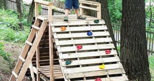 DIY verwendet Versand Holzpalette Ideen