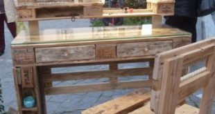 Easy And On A Budget Diy Pallet Furniture Ideas To Inspire You 04