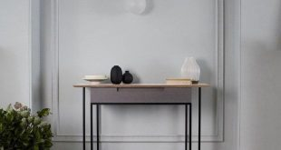 Refined industrial furniture designed and handmade in UK by MannMade London - gi...