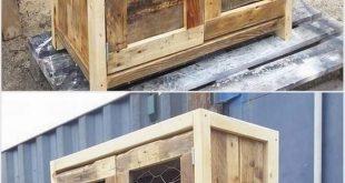 Tolle Kreationen mit recycelten Holzpaletten