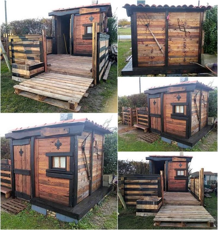 Amazing Ideas For Wooden Pallets Projects - 2019 - Pallet ...