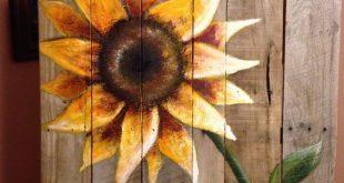 30+ DIY Holzpalettenschild Ideen & Tutorials