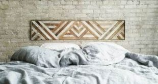 58+ Ideas Bedroom Wood Bed Pallet Walls