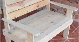 Adorable DIY Ideas for Shipping Pallets Reusing