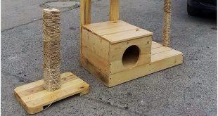 Brilliant Ideas for Wooden Pallets Reusing
