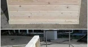 Good Looking DIY Ideas with Recycled Pallets