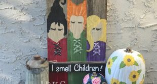 Hocus Pocus Painted Pallete Sign, Hocus Pocus Pallet Sign, Hocus Pocus Painting, Hocus Pocus Decor, Hocus Pocus Sign, Fall Decor, Fall Porch