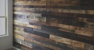 How to Make A New Pallet Wall