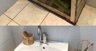 Inexpensive Diy Pallet Vanity Projects Diy Pallet Projects DIY Inexpensive Palle...