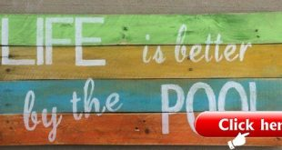 Pool sign 2019 Pool sign The post Pool sign 2019 appeared first on Pallet id...