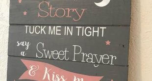 Read Me A Story, Tuck Me In Tight Sign, Nursery Sign, Baby Decor, Babies Room, Girl Sign, Boy Sign, New Baby Gift, Farmhouse Sign