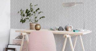 Removable Wallpaper, Scandinavian Wallpaper, Temporary Wallpaper, Minimalistic Wallpaper, Peel and Stick Wallpaper, Wall Paper, Boho - A329