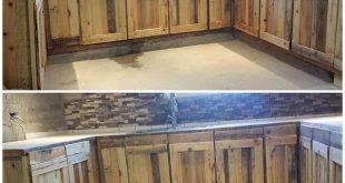 Schnell und einfach Holzpaletten-Projekte zu bauen
