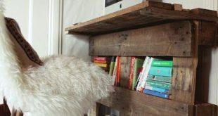 Vintage Pallet Desk 1001 Pallets 2019 Pallet desk DIY tutorial | 1001 Pallets..., #1001pa...